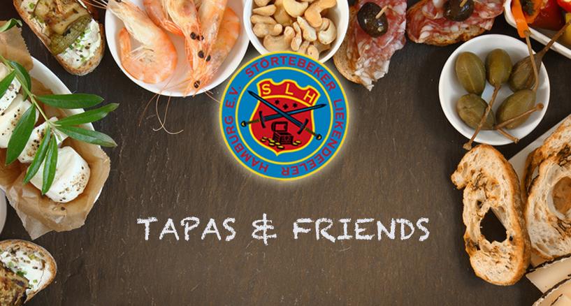 Tapas & Friends