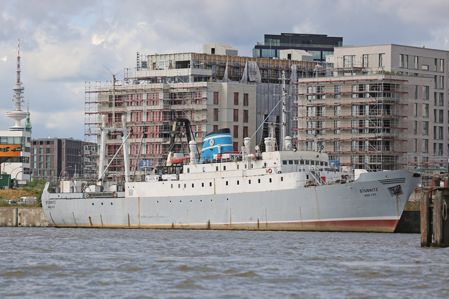 MS Stubnitz, Störtebeker Liekendeeler, Hamburg, Foto Carlos Kella